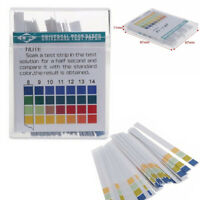 100PCS Chlorine Dip pH Test Strips Hot Tub SPA Swimming Pool PH Tester Paper