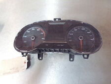 13573 B3A 12-16 MK5 SEAT IBIZA 1.4 PETROL SPEEDO CLOCKS SPEEDOMETER 6J0920907K