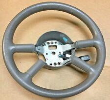 2002 PT CRUISER DRIVER STEERING WHEEL OEM