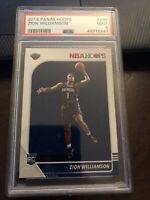 2019 panini hoops zion williamson 258 psa 9