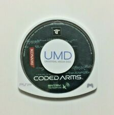 USED PSP Disc Only CODED ARMS PSP the best JAPAN Sony PlayStation Portable game
