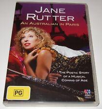 Jane Rutter - An Australian In Paris (DVD, 2012) ABC Classics