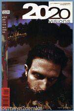 2020 Visions #9 1998 James Romberger DC Vertigo Comics