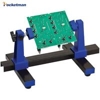 PCB Holder Clamp Holds Circuit Board for Soldering 360° Adjustable Aid Clamp