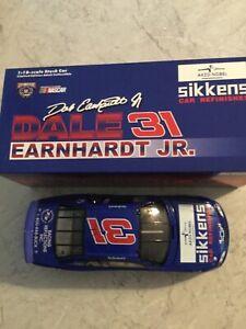Dale Earnhardt jr 1997 #31 sikkens 1/18 scale diecast