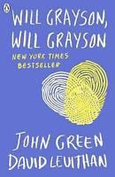 """AS NEW"" Will Grayson, Will Grayson, David Levithan, John Green, Book"