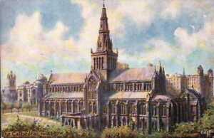 [54672] 'Charles Flower' Glasgow Scotland early postcard