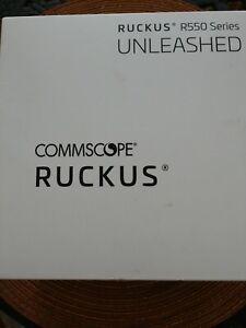 Ruckus ZoneFlex R550 Wireless Access Point 9U1-R550-US00 Dual Band Unleashed