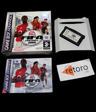 FIFA FOOTBALL 2005 Pal-España Nintendo GBA Game Boy Advance