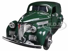 1939 CHEVROLET SEDAN DELIVERY GREEN 1/32 DIECAST MODEL CAR BY NEW RAY 55053