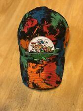 Custom The Jetsons Family Ship Strapback Hat