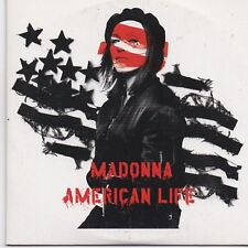 Madonna-American Life cd single