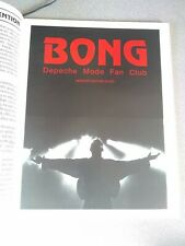 Rare Depeche Mode Bong Magazine Winter 91-2 Construction Time Some Great Reward