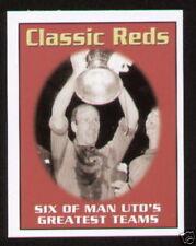 Carte collezionabili calcio originale Manchester United