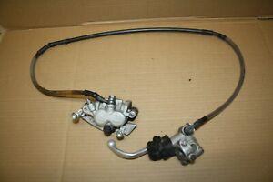 2001 Honda CR250R Front Brake Assembly, Caliper Master Cylinder Lever