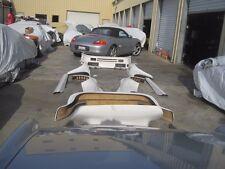 1965-1968 Porsche 911& 912 Fiberglass NOS Slant Nose Body Kit Complete 18 Piece