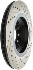 StopTech Sport Drilled/Slotted Disc fits 2006-2009 Volkswagen Passat  STOPTECH