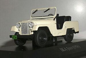 JEEP 1/43 IKA Jeep 1956