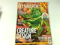 IMAGINE FX Magazine Issue #116 Fantasy & Sci-Fi Digital Art UK - Dec 2014