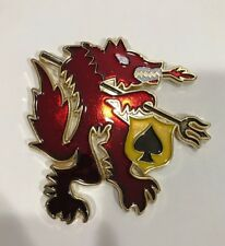 USN SEAL Team  HSC-84 Redwolves Insignia Challenge Coin