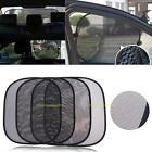 5pcs Car Side Rear Window Auto Sun Shade Visor Shield Mesh Screen Baby Sunscreen