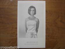 Annees 60 70 Photo fashion MODE Jean PATOU Maryse BLANCHARD