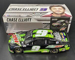 Chase Elliott Nascar Diecast 1:24 2020 Mountain Dew Zero Lionel ARC Boxed VGC
