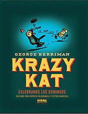 Krazy Kat Celebrando Los Domingos. NUEVO. Nacional URGENTE/Internac. económico.
