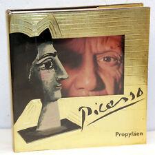 PICASSO Propyläen - Edward Quinn/Francis Ponge/Pierre Descargues