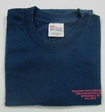 Adult L Coca Cola T Shirt -2000 National Conv -26th Anniversary -Greensboro, NC