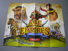 Age of Empires Online: The Greeks Folded Poster
