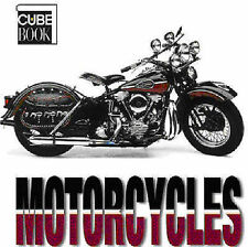 MOTORCYCLES CUBE BOOK