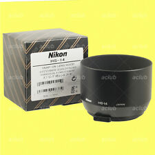 Genuine Nikon HS-14 Metal Lens Hood for AiS AI-S Micro 105mm f/2.8 Manual Focus