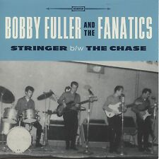 """BOBBY FULLER and FANATICS 'Stringer / The Chase 7"""" NEW buddy holly Eddie Cochran"""