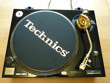 Technics SL 1200 LTD - Limited Edition 24k Gold Plated Turntable GLD