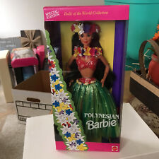 Barbie Dolls of the World Polynesian Special Edition 1994