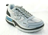 Men's G-Defy Ion Athletic Shoes TB9022MGS GREY SIZE 10.5W WIDE FIT