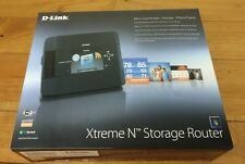 "D-Link DIR-685 Xtreme N Storage Router 3.2"" LCD Photo Frame...New Open Box"