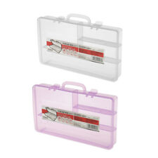 Empty Storage Case Box Container Nail Art Tool Manicure Makeup Holder Box