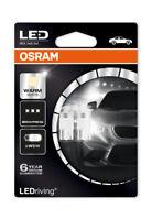 Osram LED 4000K Warm White W5W (501) Wedge 12V 1W Led Bulbs Long Life 2850WW-02B