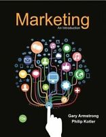 NEW Marketing: An Introduction (13th Edition) by Gary Armstrong