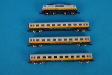 Marklin DB 8155 Train Set Airport Express 2- Z gauge Mini club
