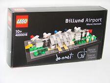 LEGO® 4000016 Billund Airport Flughafen NEU UNTERSCHRIFT_ NEW SIGNATURE- SPECIAL