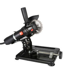 New 220V Mini Bench-top Saw Electric Angle Grinder for Metal Wood Cutting 45°