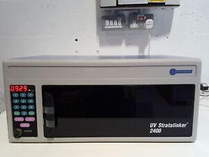 Stratagene UV Stratalinker 2400 Lab