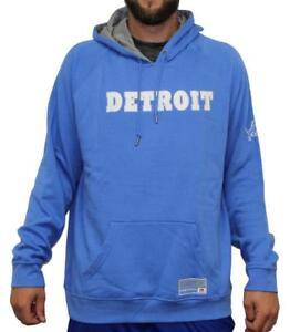 "Detroit Lions Majestic NFL ""Dynasty"" Men's Pullover Hooded Sweatshirt"