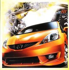 2010 10 Honda Fit Original Sales Brochure MINT