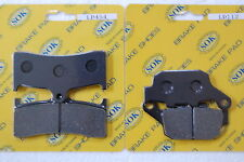 FRONT&REAR BRAKE PADS BUELL 1998-2005 S3 S3T Thunderbolt M2 Cyclone