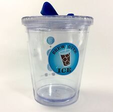 KEURIG Brew Over Ice Tumbler Iced Coffee Tea Cup 16 ounce BPA free insulated NEW