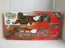 JUMBO SANTA'S EXPRESS/ Christmas Train Battery Operated/ Big Scale
